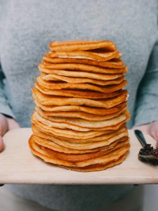 foto mia tortitas